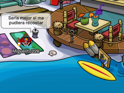 Porqque Club Penguin no pone esa funcion .-.