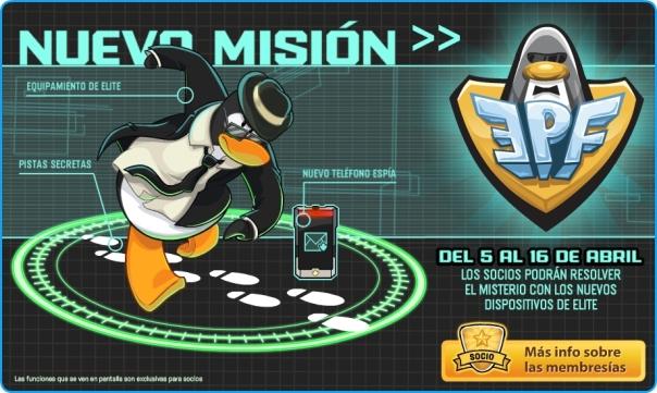 ¡Nueva Misión!