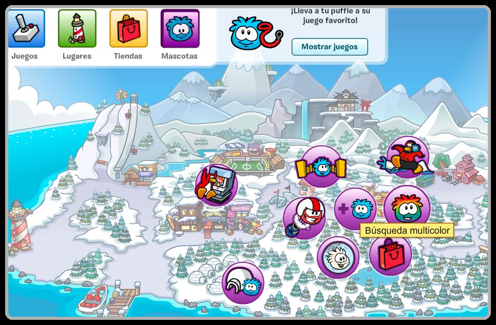 ¡Actualización: Búsqueda Multicolor!