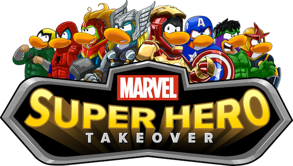 Fiesta de Superheroes de Marvel