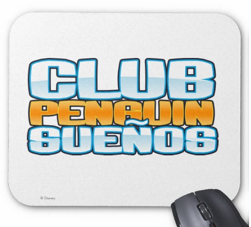 club penguin zazzle linea de articulos 1