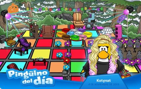 Pingüino del Día: Kotynat