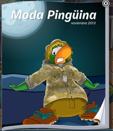 moda pinguina noviembre 2013