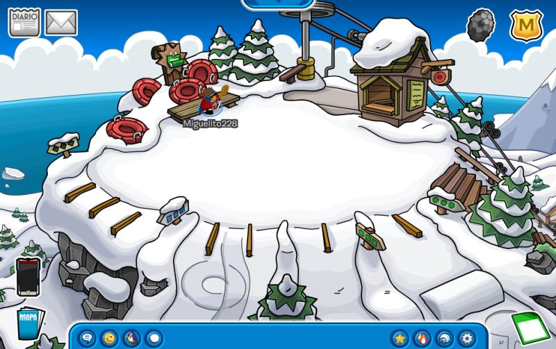 actualizacion en la sala montaña enero 2014