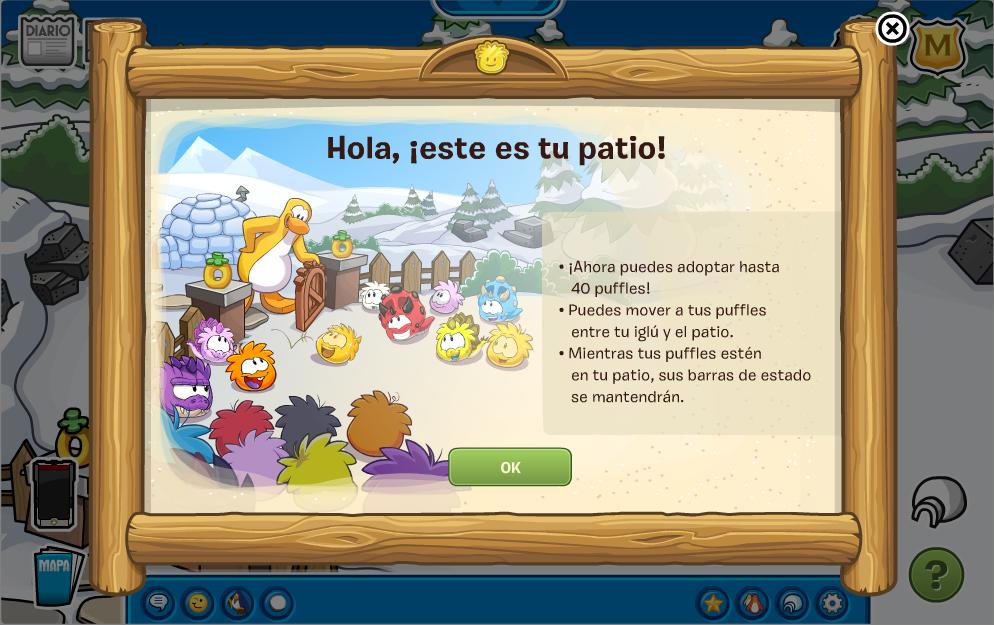 actualizacion patio para puffles 23 enero 2014 1