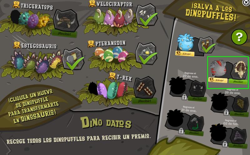 adoptando al dinopuffle negro guia 25 enero 2014 3