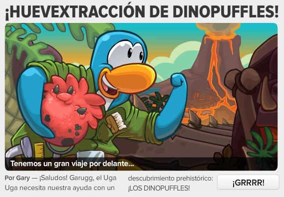 edicion #431 huevextraccion de dinopuffles