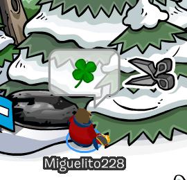 pin de club penguin tijera enero 2014