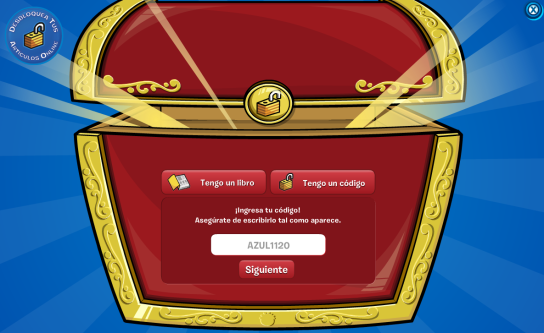codigos reutilizables 2000 monedas club penguin