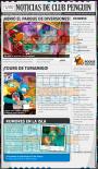 """Noticias de Club Penguin: Edición #435 """"ABRIÓ EL PARQUE DE DIVERSIONES"""",20 Febrero2014"""