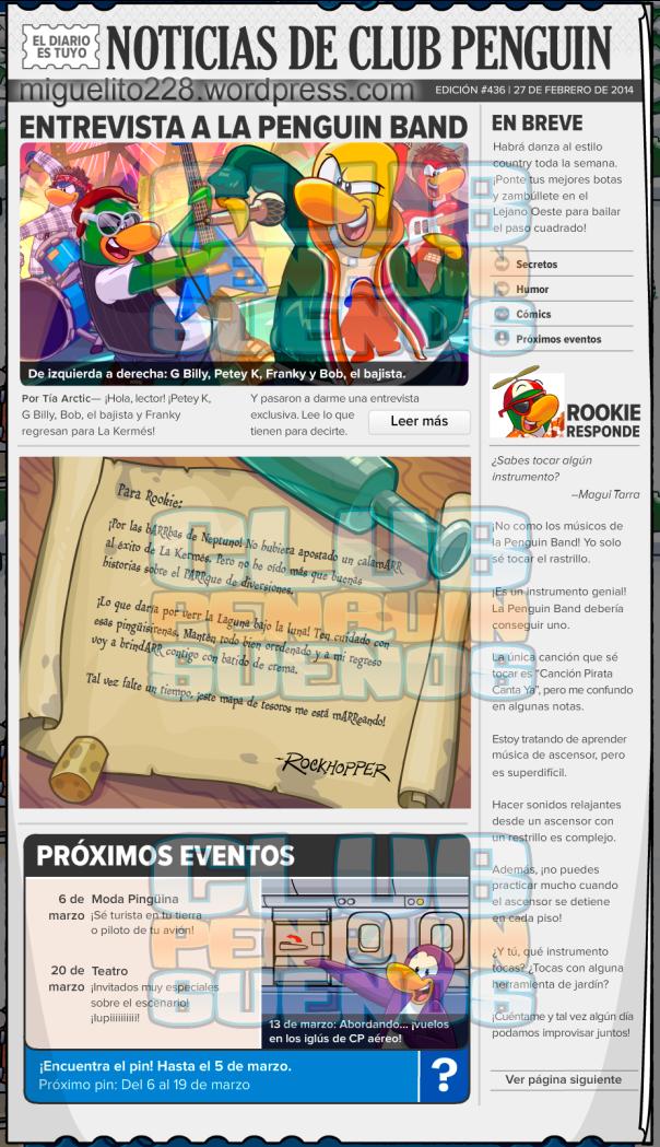 edicion-#436-entrevista-a-la-penguin-band-febrero-2014