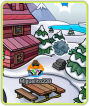 Pin de Club Penguin : Estatua de León , 06 de marzo 2014