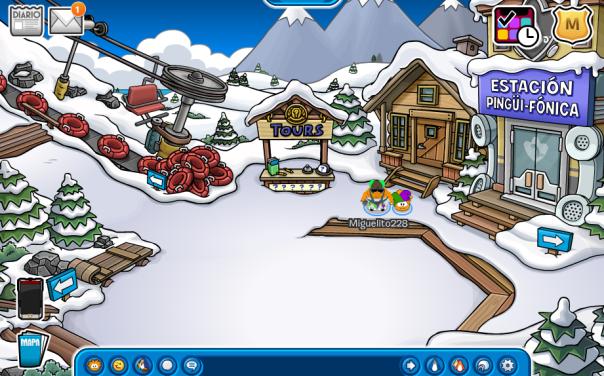 centro de esqui